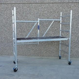 Andamio ASC plegable de aluminio