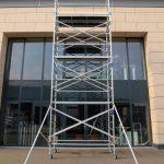 Definición y clasificación de torres móviles de aluminio