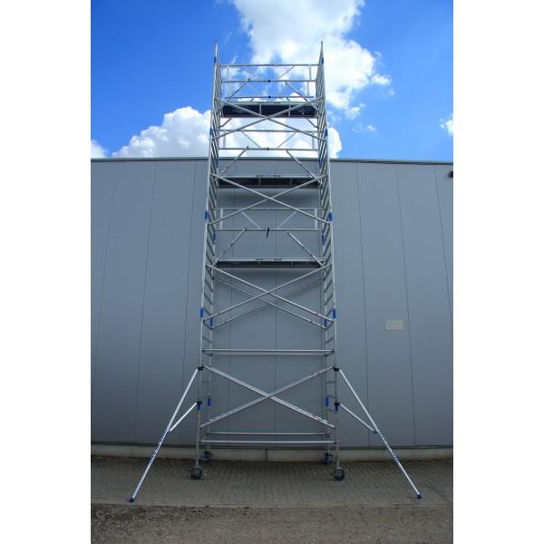 Torres móviles de aluminio